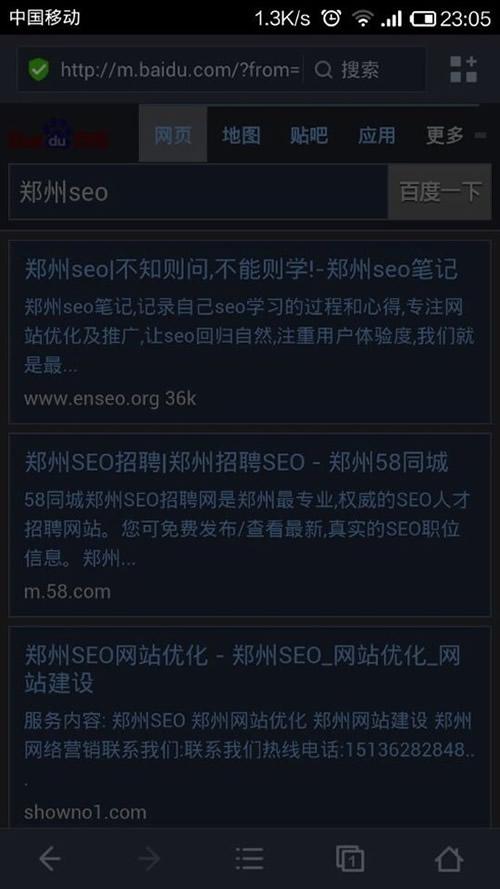 郑州seo排名